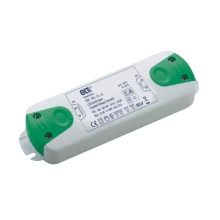 24V LED driver éléctronique 30W/230V