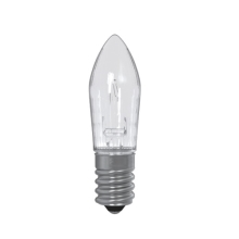 Ampoule décorative E10/3W/48V