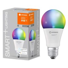 Ampoule dimmable LED RGB SMART+ E27/14W/230V 2700K-6500K wi-fi - Ledvance