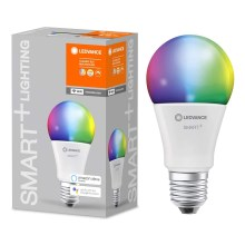 Ampoule dimmable LED RGB SMART+ E27/9W/230V 2,700K-6,500K - Ledvance