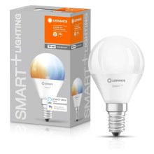 Ampoule dimmable LED SMART+ E14/5W/230V 2700K-6500K wi-fi - Ledvance
