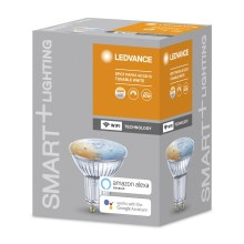 Ampoule dimmable LED SMART+ GU10/5W/230V 2,700K-6,500K wi-fi - Ledvance