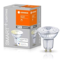 Ampoule dimmable LED SMART+ GU10/5W/230V 2,700K wi-fi - Ledvance