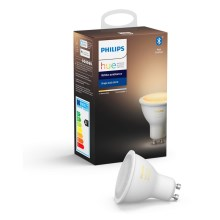 Ampoule LED à intensité modulable Philips HUE WHITE AMBIANCE 1xGU10/5,5W/230V 2200-6500K
