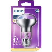 Ampoule LED à réflecteur Philips E27/4,5W/230V