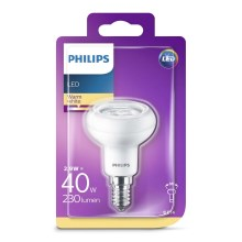 Ampoule LED à réflecteur Philips R50 E14/2,9W/230V