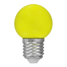 Ampoule LED COLOURMAX E27/1W/230V
