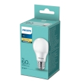 Ampoule LED Philips A60 E27/8W/230V 2700K