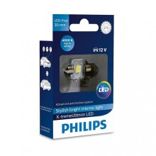 Ampoule pour voiture LED Philips X-TREME ULTINON 129404000KX1 LED C5W/12V 4000K