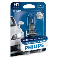 Ampoule pour voiture Philips WHITE VISION 12258WHVB1 H1 P14,5s/55W/12V