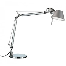 Artemide AR A005910+AR A008600 ENSEMBLE - Lampe de table TOLOMEO MINI 1xE27/70W/230V