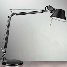 Artemide AR A015120+AR A003920 KOMPLET - Lampe de table LED à intensité variable TOLOMEO MIDI 1xLED/9W/230V