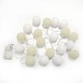 Boules décoratives LED 20xLED/0,03W/3xAA