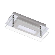 Briloner - 2262-018 - Plafonnier LED salle de bain SURF LED/6W/230V IP44