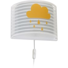 Dalber 81198E - Applique murale pour enfant LIGHT FEELING 1xE27/60W/230V