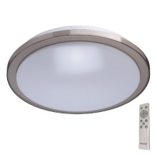 De Markt - Plafonnier dimmable LED TECHNO LED/50W/230V + télécommande