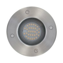 EGLO 18641 - Spot LED encastrable dans le sol UNION 1xLED/2,5W/230V IP65