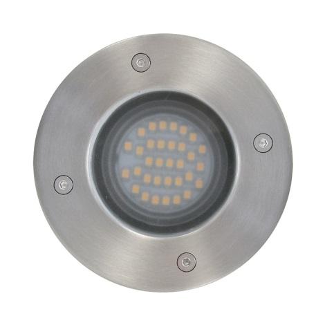 EGLO 18641 - Spot LED encastrable dans le sol UNION 1xLED/2,5W/230V IP65