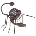 EGLO 47537 - Eclairage solaire scorpion 1xLED/0,06W bronze