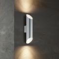 Eglo 94803 - Luminaire extérieur LED AGOLADA 2xLED/3,7W/230V IP44