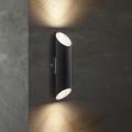 Eglo 94804 - Luminaire extérieur LED AGOLADA 2xLED/3,7W/230V IP44