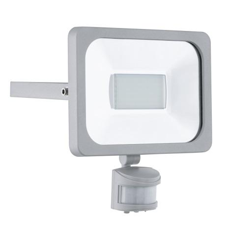 Eglo 95409 - Projecteur LED avec capteur FAEDO 1 1xLED/30W/230V IP44