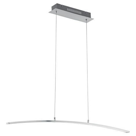 Eglo 97064 - Suspension LED avec fil FLAGRANERA 1xLED/19W/230V