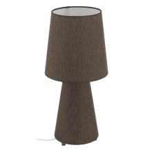 Carpara Lampe De Table Eglo 97133 2xe2712w230vLumimania OiuXPZTk