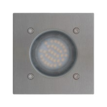 EGLO Blooma - Spot LED encastrable dans le sol UNION 1xLED/2,5W/230V IP65