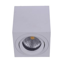Emithor 48608 - Spot plafond SURFACE 1xGU10/50W/230V