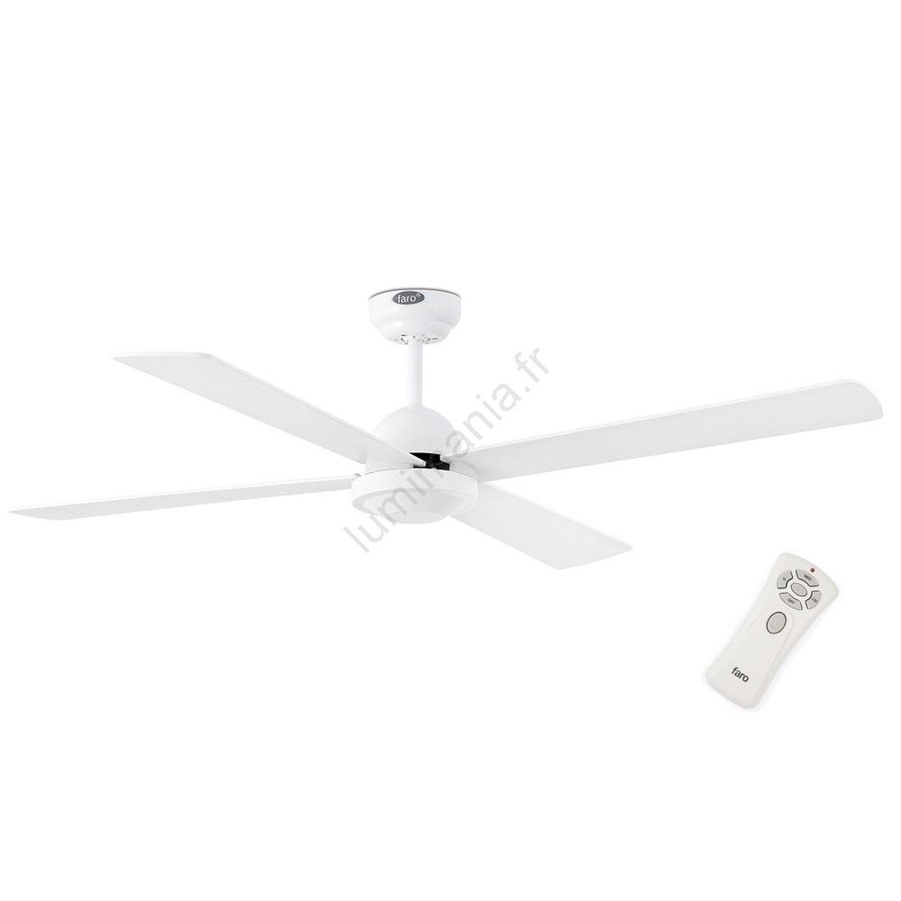 FARO 33284 Ventilateur de plafond IBIZA