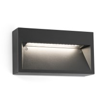 FARO 70508 - Applique murale LED extérieure PATH LED/9W/230V IP44