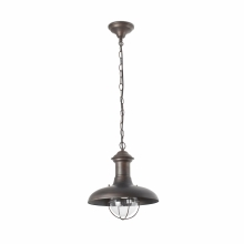 FARO 71143 - Suspension extérieure ESTORIL 1xE27/60W/230V