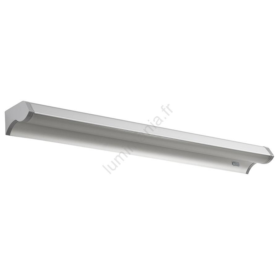 Eclairage Sous Meuble Cuisine Sans Interrupteur fulgur 24478 - luminaire led sous meubles de cuisine petra led/12w/230v