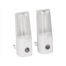 Grundig 96 – PACK 2x LED veilleuse LED à brancher 2xLED/0,5W/230V