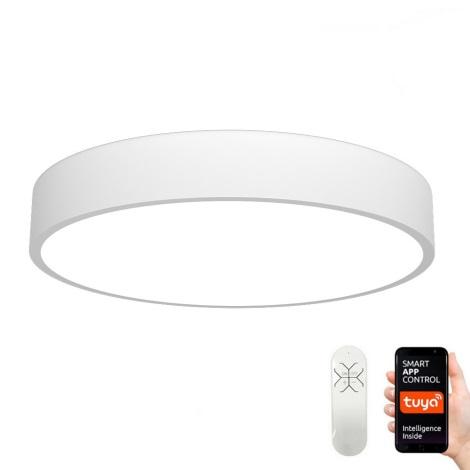 Immax NEO 07028L -  Plafonnier LED à intensité variable RONDATE LED/65W/230V + télécommande Tuya