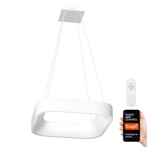 Immax NEO 07036L – Lustre LED à intensité varible TOPAJA LED/47W/230V + télécommande Tuya