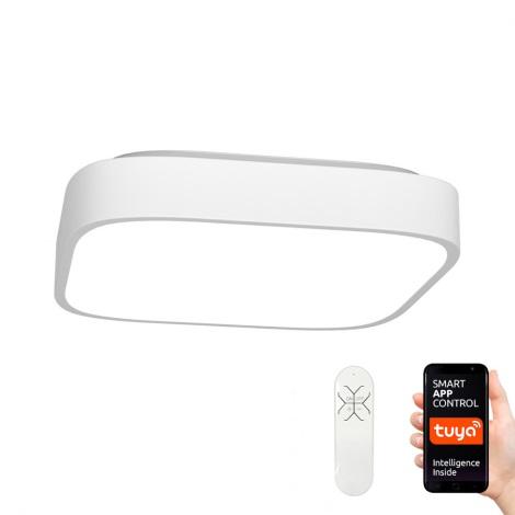 Immax NEO 07040L - Plafonnier LED à intensité variable RECUADRO LED/56W/230V + télécommande Tuya