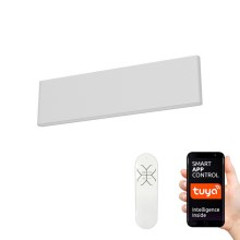 Immax NEO 07085L- Applique dimmable LED LISTON LED/8W/230V blanc + télécommande Tuya