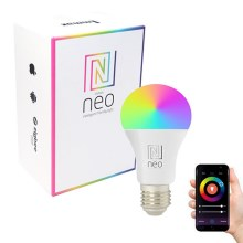 Immax NEO - Ampoule dimmable LED RGB E27/9W/230V