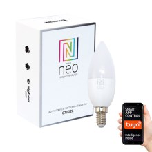 Immax NEO - Ampoule LED à intensité modulable E14/5W/230V ZigBee