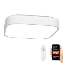 Immax NEO -Plafonnier dimmable LED RECUADRO LED/67W/230V 80x80 cm + télécommande