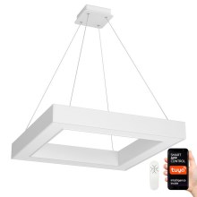 Immax NEO - Suspension dimmable LED avec fil CANTO LED/60W/230V 80x80 cm + télécommande
