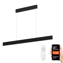 Immax NEO - Suspension dimmable LED avec fil LISTON LED/18W/100-240V 1,5x118,5 cm