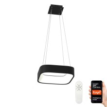 Immax NEO - Suspension dimmable LED avec fil TOPAJA LED/36 W/230 V 45x45 cm + télécommande