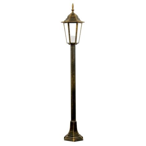 Lampadaire extérieur 1xE27/60W/230V patine
