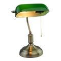 Lampe de table BANKER 1xE27/60W/230V