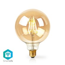 LED Ampoule intelligente dimmable VINTAGE E27/5W/230V