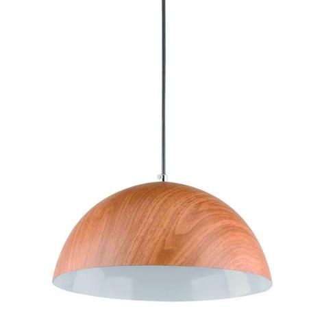 LEDKO 00372 - Lustre LED 1xE27/8,5W/230V