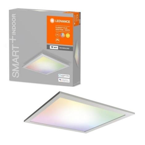 Ledvance - Plafonnier à intensité variable LED RGBW SMART+ PLANON PLUS LED/20W/230V 3000K-6500K Wi-Fi